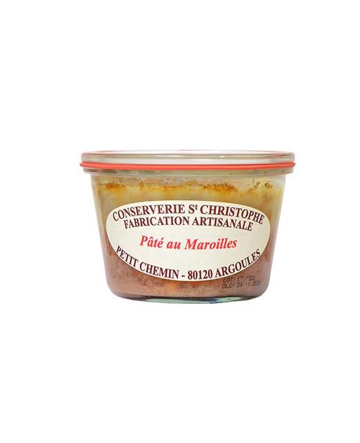 Paté al Maroilles - Conserverie Saint-Christophe