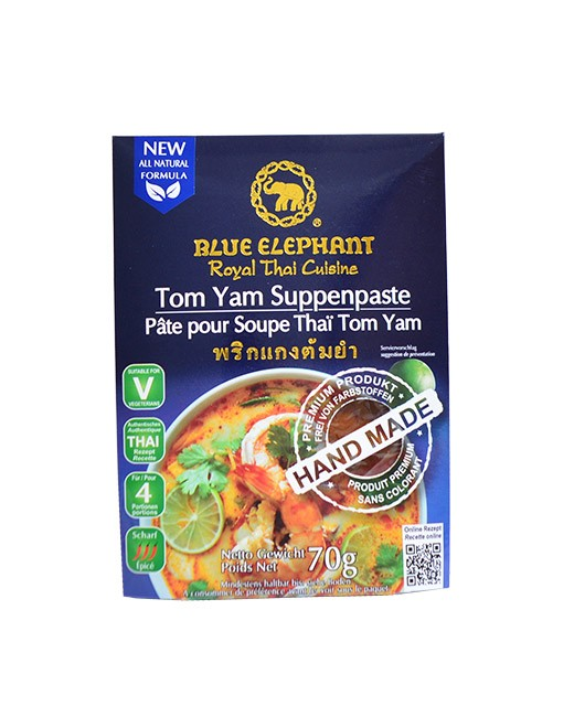 Preparato per zuppa Thai Tom Yam - Blue Elephant