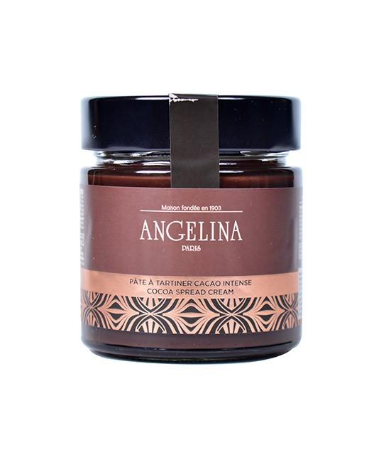 Crema spalmabile al cacao intenso - Angelina
