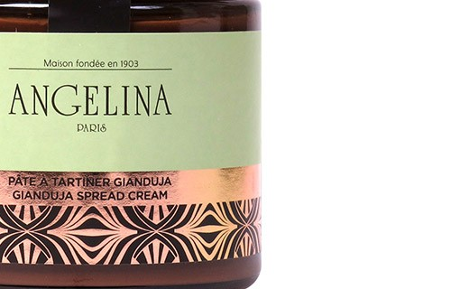 Crema spalmabile di gianduia - Angelina