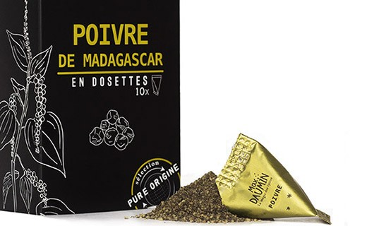 Pepe del Madagascar -  capsule salvafreschezza - Max Daumin