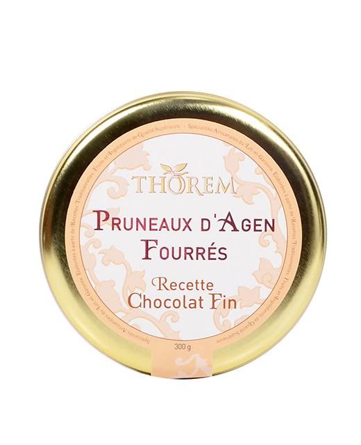 Prugne secche ripiene al Cioccolato fine - Thorem