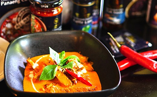 Pâte di Curry Panang - Blue Elephant