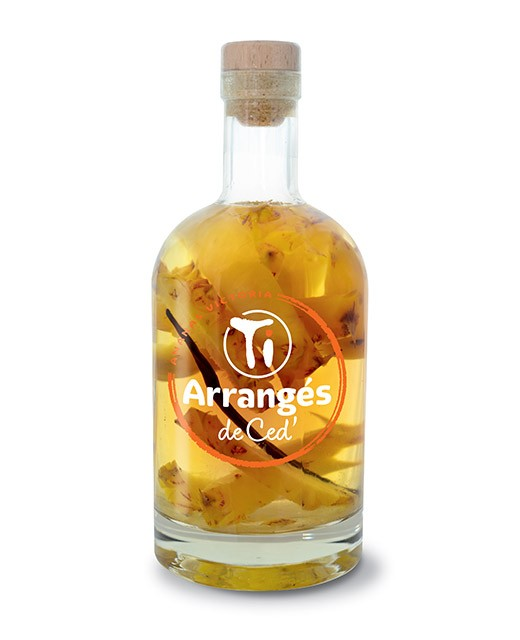 Rum all'Ananas Victoria  - Les Rhums de Ced'