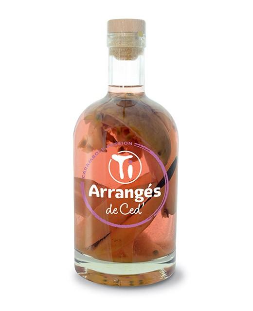 Rum all'Averrhoa carambola e al frutto della passione - Les Rhums de Ced'