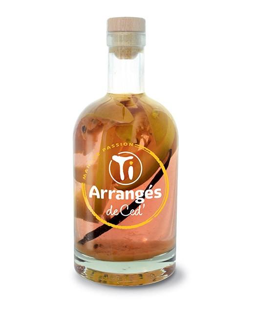 Rum al Mango e al frutto della Passione - Les Rhums de Ced'