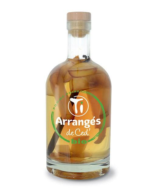 Rum alla Mela e alla Pera - Bio - Les Rhums de Ced'