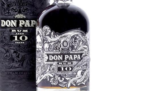 Rum Don Papa 10 anni - edizione limitata - Don Papa