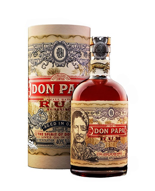 Rum Don Papa - Don Papa