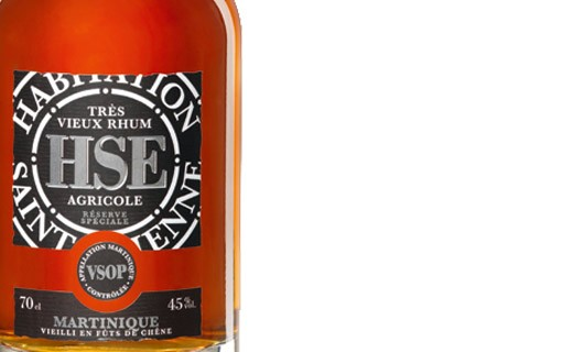 Rum HSE Réserve Spéciale VSOP - Habitation Saint-Etienne