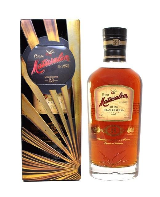 Rum Matusalem - Gran Reserva 23 anni - Matusalem