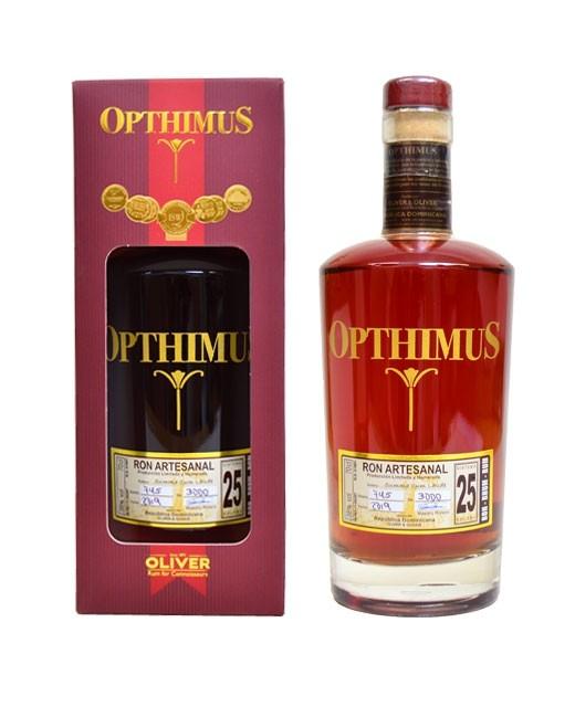 Rum Opthimus 25 anni - Opthimus