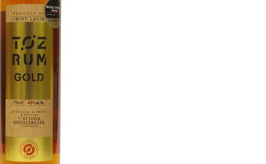 Rum Toz Gold - Saint Lucia Distillers