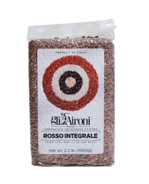 Riso Rosso Selvatico 1 kg - Gli Aironi