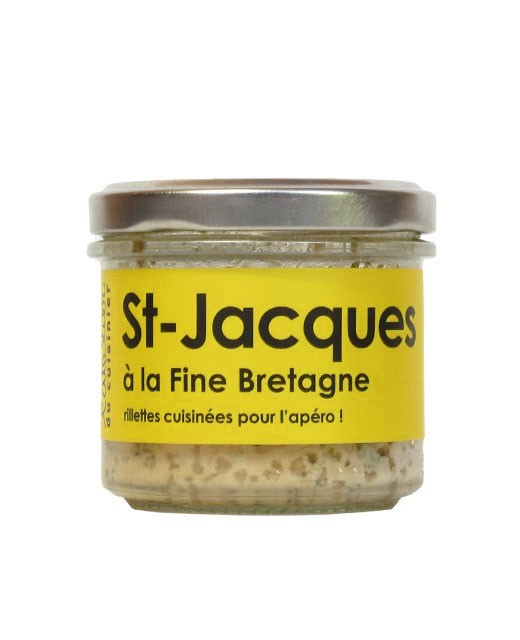 Capesante alla bretone - L'Atelier du Cuisinier