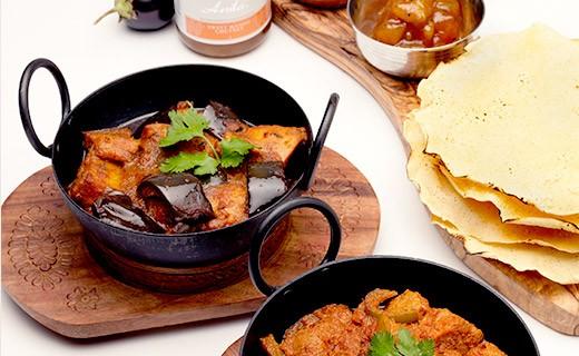 Salsa Curry molto speziata - Anila's