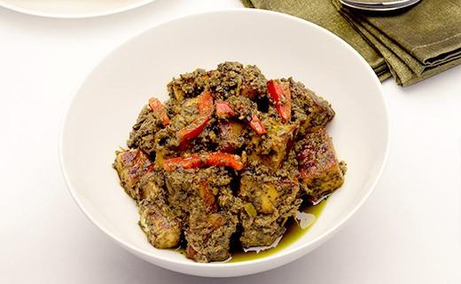 Salsa al Curry Verde di Goa - Anila's