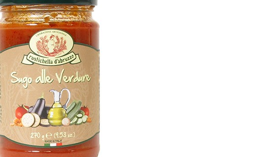 Sugo pomodoro e verdure - Rustichella d'Abruzzo