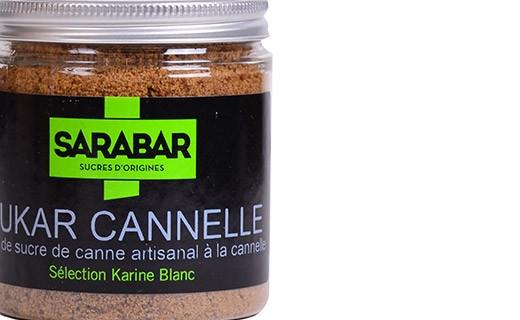 Zucchero artigianale - cannella - Sarabar
