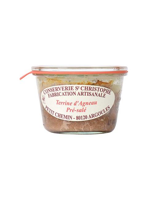 Terrina d'Agnello Pre-Salato
