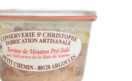 Terrina di Pecora Pre-Salato - Conserverie Saint-Christophe