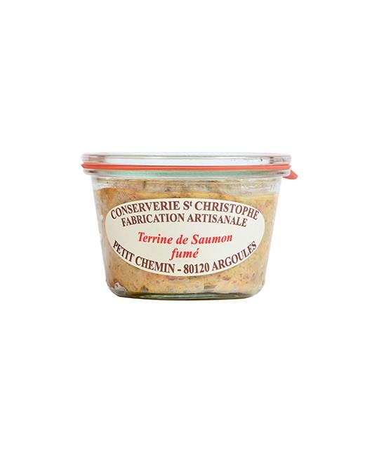 Terrina di Salmone Affumicato - Conserverie Saint-Christophe