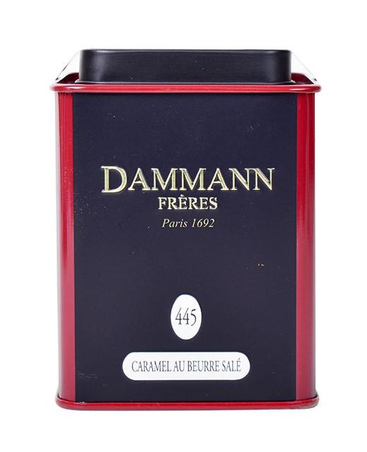 tè Caramello al burro salato - Dammann Frères