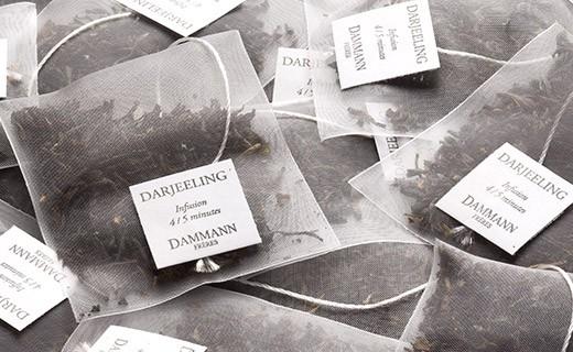 Tè Darjeeling - filtri cristal - Dammann Frères
