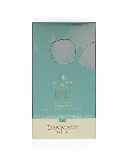 Tè Freddo Bali - filtri cristal - Dammann Frères