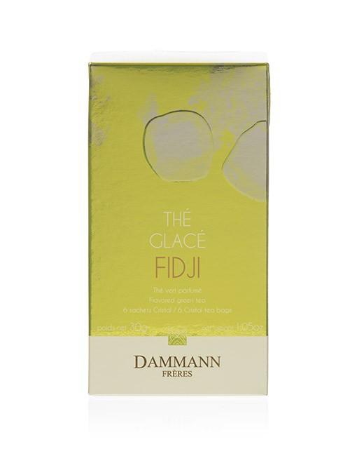 Tè freddo Fidji - filtri cristal - Dammann Frères