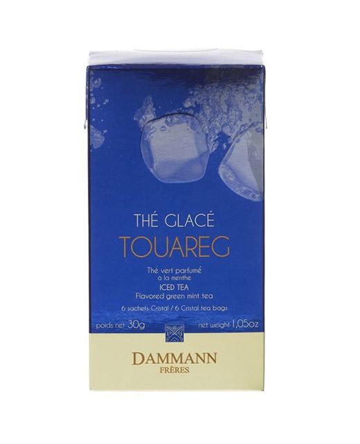 Tè freddo Tuareg - filtri cristal - Dammann Frères