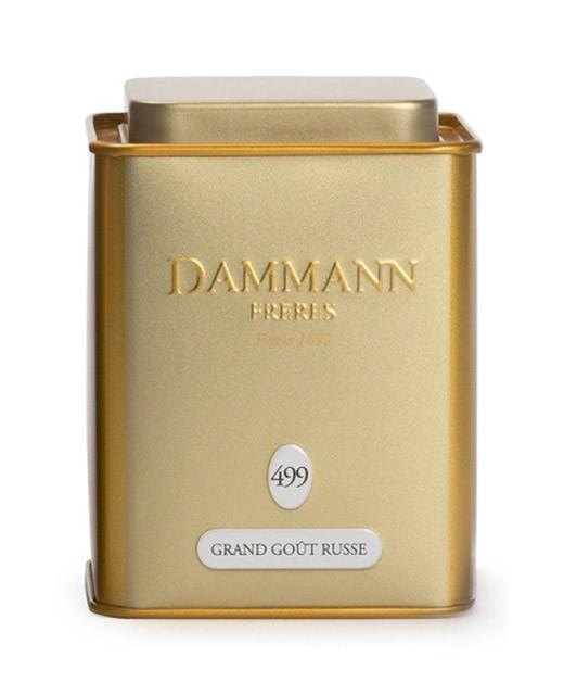 Tè Gran Goût Russe - Dammann Frères