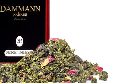 Tè Giardino del Lussemburgo - Dammann Frères