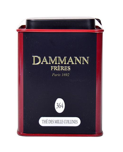 Tè Milles Collines - Dammann Frères