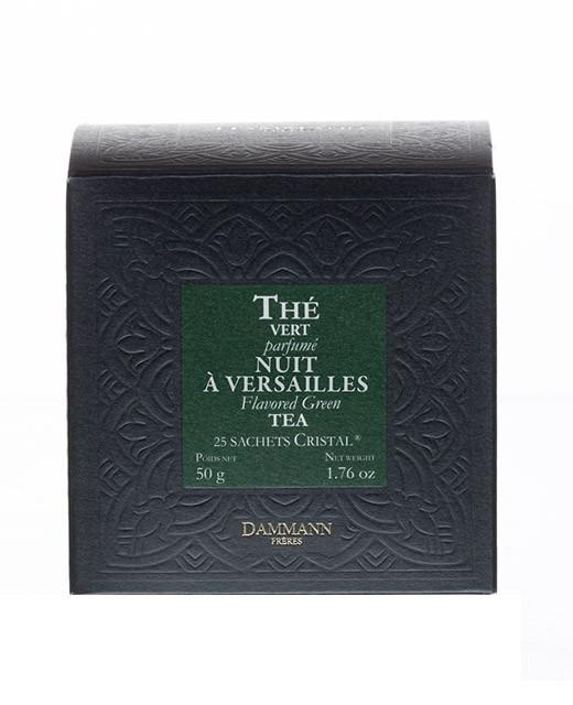 Tè Nuit à Versailles - filtri cristal - Dammann Frères