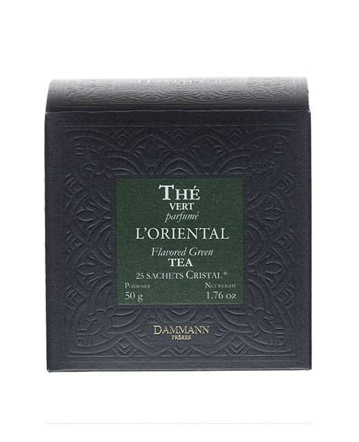 Tè L'Oriental - filtri cristal - Dammann Frères