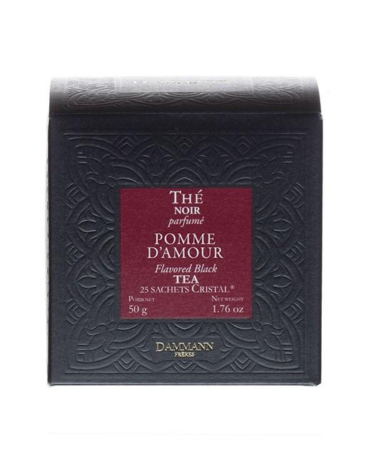 Tè Pomme d'Amour - filtri cristal - Dammann Frères