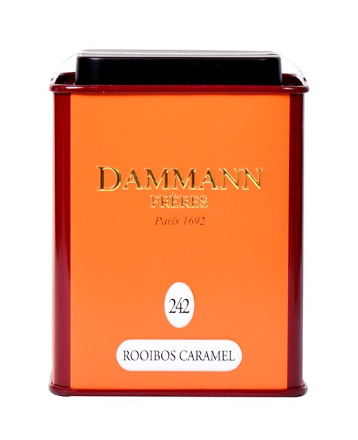 Tè Rooibos al Caramello - Dammann Frères