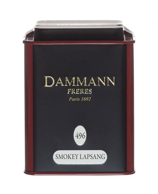 Tè Smokey Lapsang - Dammann Frères