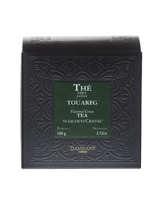 Tè Tuareg - filtri cristal - Dammann Frères
