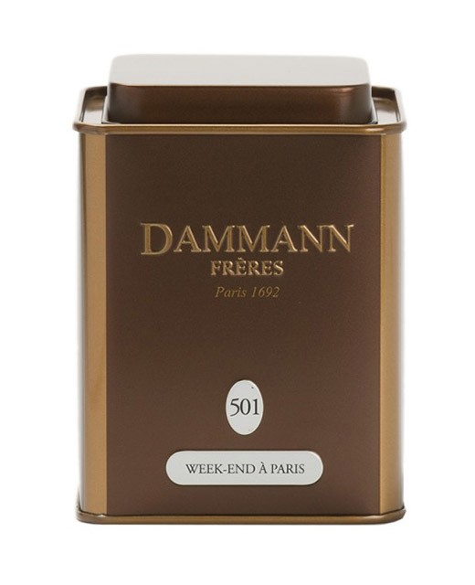 Tè Week-end à Paris - Dammann Frères