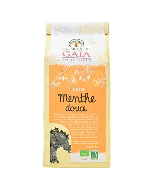 Tisana alla Menta Dolce - Les Jardins de Gaïa