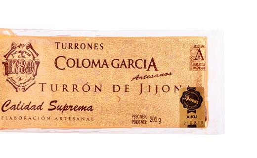 Torrone di Jijona - Coloma Garcia
