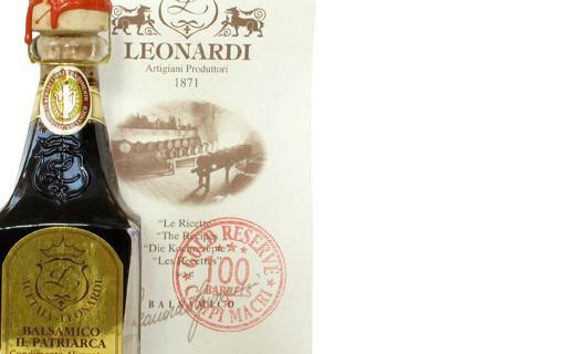 Aceto balsamico di Modena  - 100 anni - Gran Riserva della Famiglia Leonardi - Leonardi