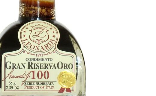 Aceto balsamico di Modena  - 100 anni  - Leonardi