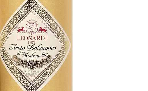 Aceto Balsamico di Modena - 12 anni - 6 medaglie - Leonardi