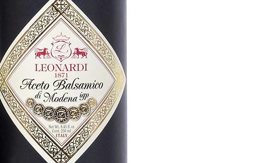 Aceto Balsamico di Modena - 15 anni - 7 medaglie - Leonardi
