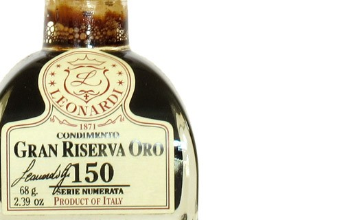 Aceto balsamico di Modena  - 150 anni  - Leonardi