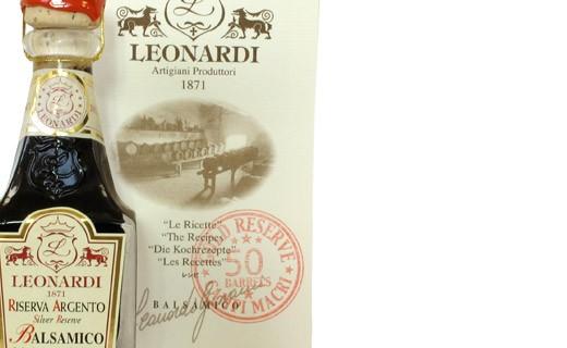 Aceto balsamico di Modena  - 50 anni - Gran Riserva della Famiglia Leonardi - Leonardi