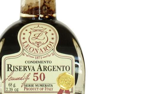 Aceto balsamico di Modena  - 50 anni  - Leonardi